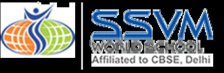 SSVM WORLD SCHOOL
